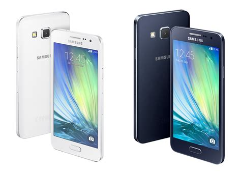 Samsung A5 A3 samsung galaxy a3 galaxy a5 galaxy e5 and galaxy e7 launched in india starting at rs 19 300