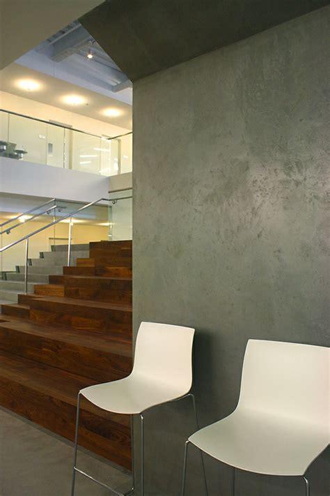 wandfarbe betonoptik wandfarbe mit betonoptik f 252 r einen industriellen look
