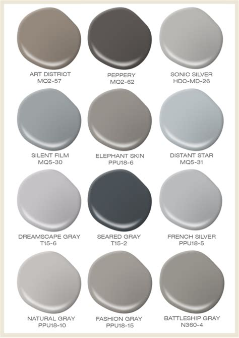 behr paint colors gray colorfully behr mineral grays