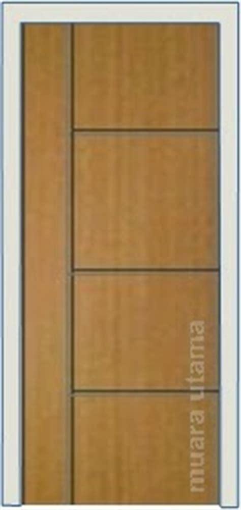 Pintu Panel Lapis Hpl pd muara utama harga pintu hpl kusen aluminium