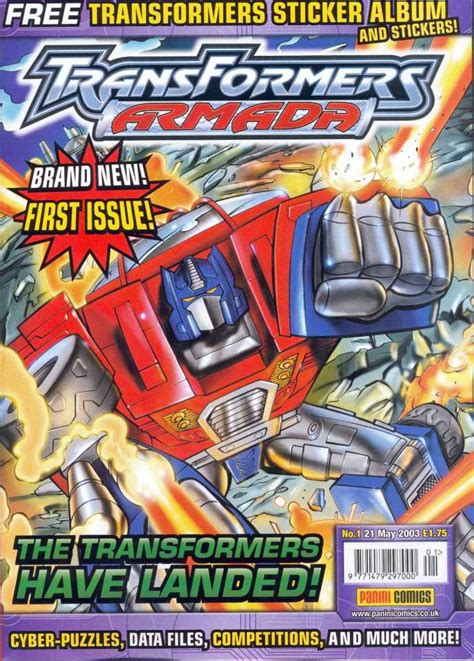 transformers armada transformers armada 1 encounter issue