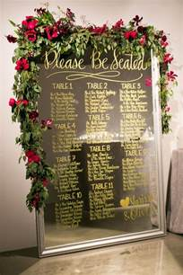 wedding plans and ideas 30 most popular seating chart ideas for your wedding day