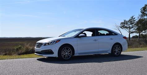 2016 Sonata Review by 2016 Hyundai Sonata Sport Hd Road Test Review 2016 Hyundai