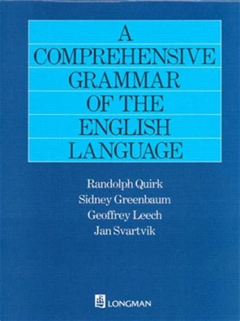 english grammar for students a comprehensive english grammar for foreign students