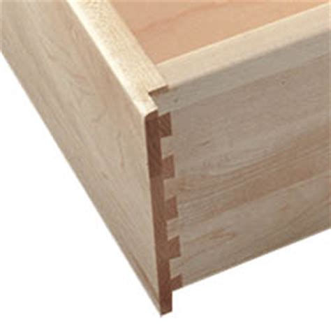 Dovetail Drawer Construction by Dovetail Lipped Front Drawer Box Construction Decore