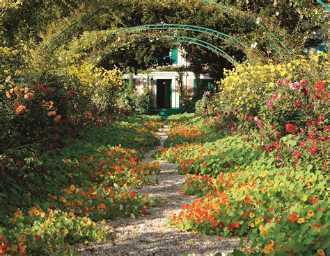 garten monet tour claude monet s gardens photos architectural digest