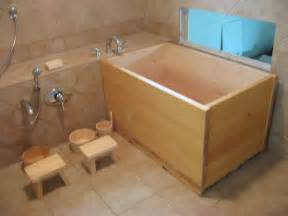 japanese soaking tub clean