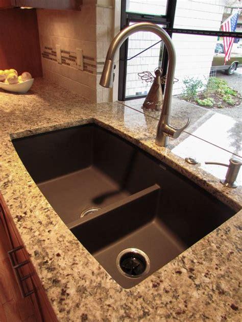cafe sink blanco silgranit sink home design ideas pictures remodel