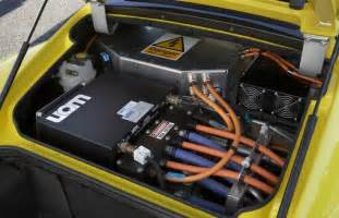 Electric Car Motor Used Electric Oomph Dodge Ev Takes On Performance