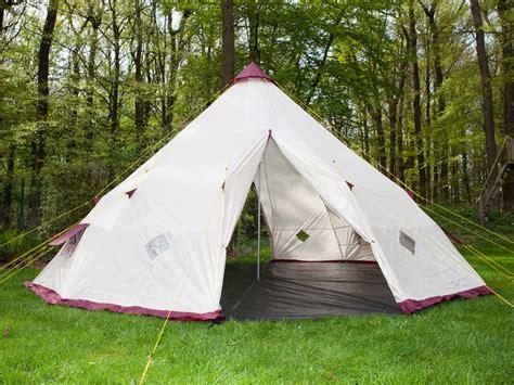 backyard teepee tent skandika xl tipii 300 teepee tent 12 person man c party