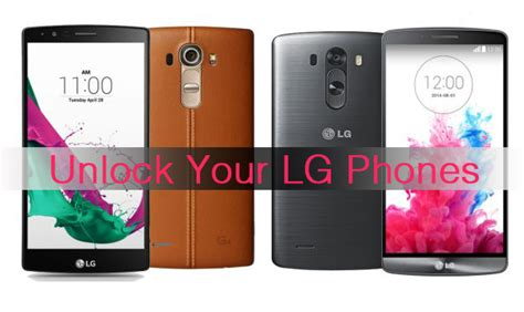 how to unlock lg android phone how to unlock the screen lock on lg phones
