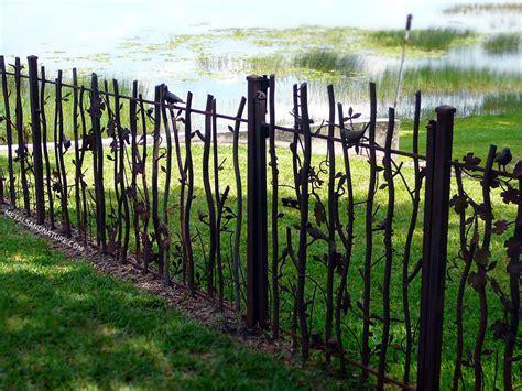 wrought iron bird l wrought iron fence basic wrought iron steel fence r