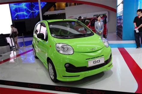 Chery Car Wallpaper Hd by Chery Qq Shanghai 2013 Hd Pictures Automobilesreview
