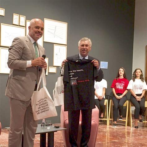 libro quiet leadership winning hearts l albania ed il suo premier danno il benvenuto a quiet leadership carlo ancelotti