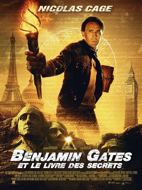2226032991 le livre des secrets benjamin gates et le livre des secrets
