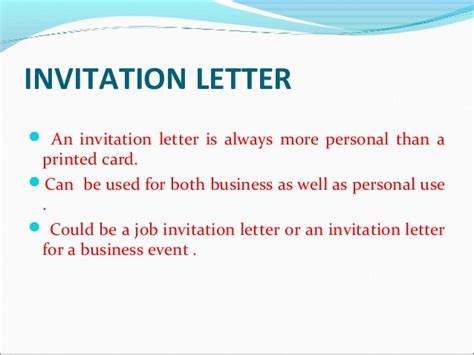Invitation Letter For Condolence Meeting Social Correspondence