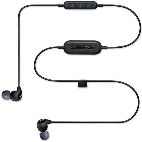 shure se112 wireless sound isolating earphones w bluetooth