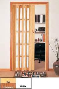 glass panel folding door mobile home center
