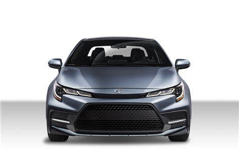 Toyota Corolla 2020 by Photo Comparison 2020 Toyota Corolla Sedan Vs 2014
