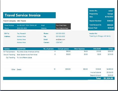 invoice format gujarat free invoice template