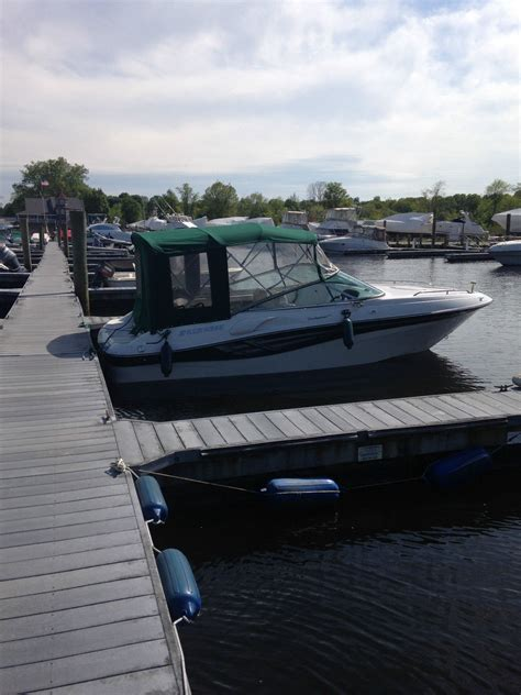 used boat trailers in ct four winns 215 sundowner 2001 for sale for 14 500 boats