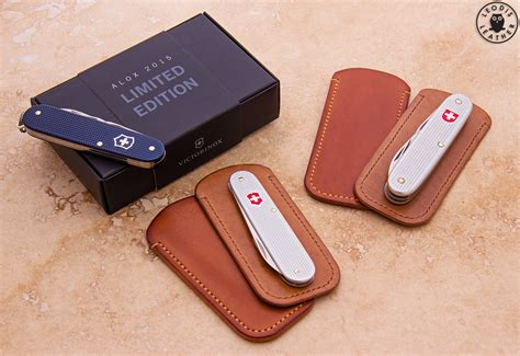 leather knife pocket slips leather pocket slips
