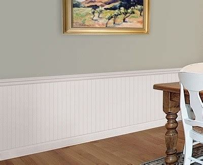 Bead Board Wainscoting by Vinyl Beadboard Wainscoting Kit I Elite Trimworks