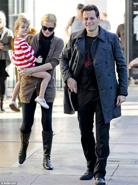 alice evans game of thrones ioan gruffudd and wife alice evans pick mini me daughter