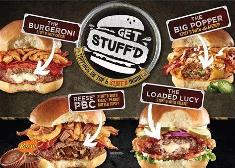 Burger Big D the works adds big popper burger to get stuff d menu canadian business franchisecanadian