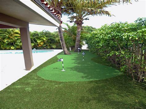 Artificial Grass Jupiter, Florida. Putting Greens
