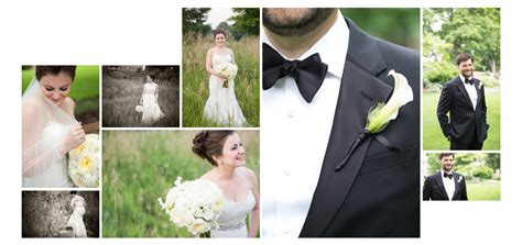 design photo album wedding michigan wedding photographer norm sarah s wedding