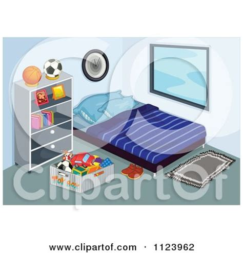 clean bedroom clipart royalty free rf bedroom clipart illustrations vector
