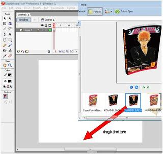membuat link web di flash membuat link button pada flash