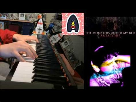 monster under my bed lyrics five nights at freddy s 4 song sweet dreams aviators advanced piano cover