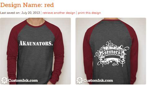 design baju kelas akaun enthusiastic july 2013