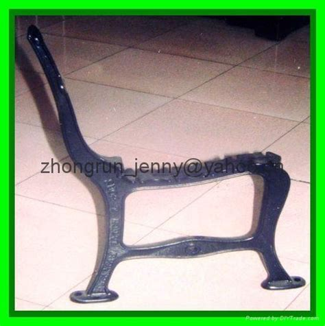 cast iron bench legs manufacturers cast iron garden bench legs zhongrun china manufacturer