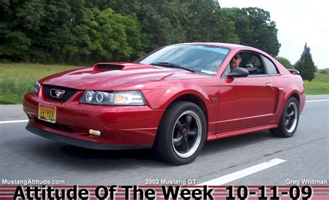 2002 mustang gt laser 2002 ford mustang gt coupe mustangattitude