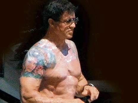 does sylvester stallone have tattoos sylvester stallone tattoos fimho