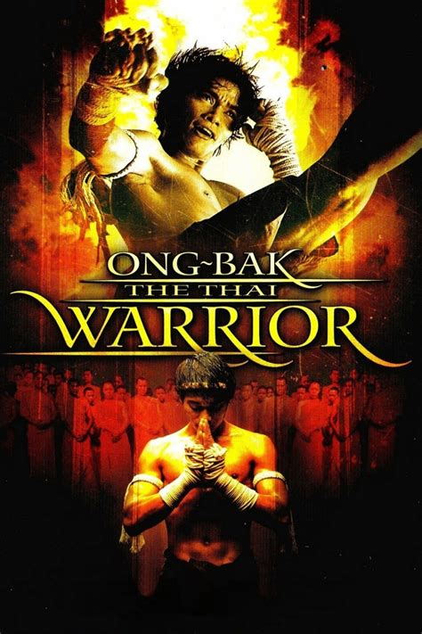 film ong bak 1 in italiano ong bak the thai warrior 2003 posters the movie