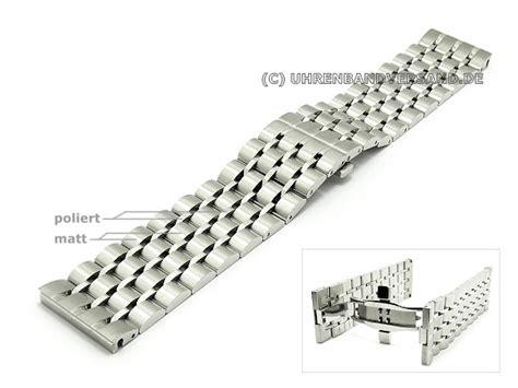 Metall Uhr Polieren by Uhrenarmband Vostok Europe 25mm Edelstahl Stahl