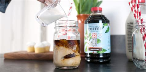 Brewed Coffee Shelf by Gerhards Canada Kohana Cold Brew Coffee
