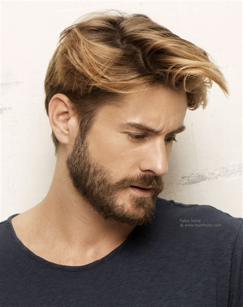 good hairstyles to go with a beard cool beard styles for young guys bart pinterest chin