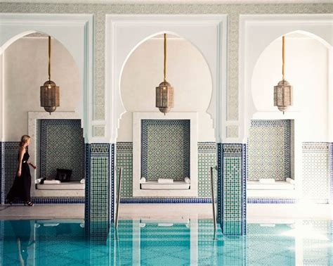Zellij Moroccan Interiors by Ah Perhaps One Of Morocco S Most Beautiful Pools