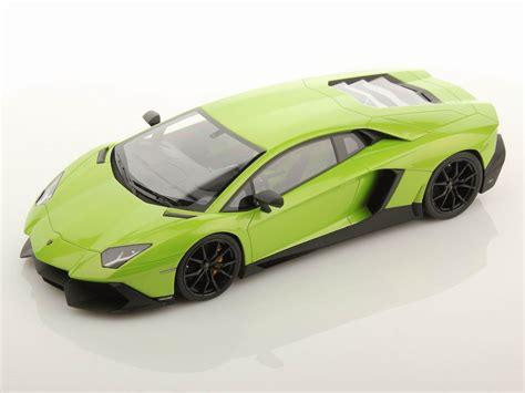 Lamborghini Aventador Lp720 4 50th Anniversary Lamborghini Aventador Lp720 4 50th Anniversary 1 18 Mr