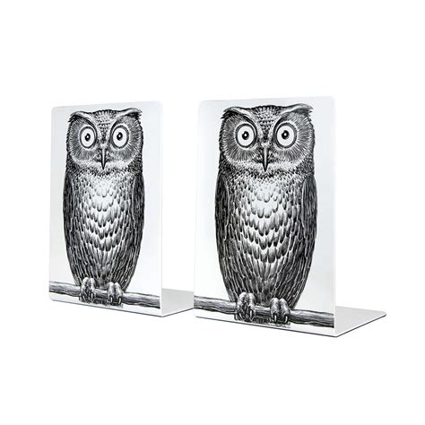 buy bookends 100 buy bookends amazon com wide eyed owl bookends