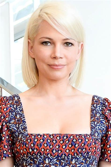 blonde bob red dress michelle williams photo full hd pictures