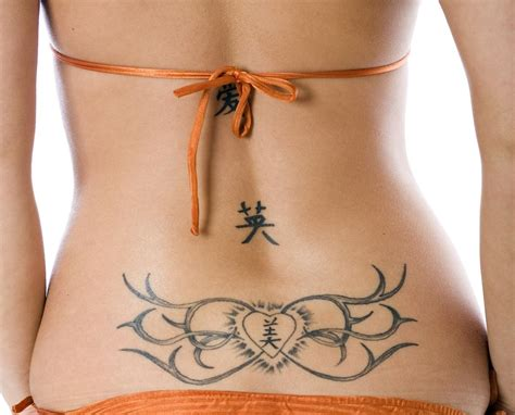 lower back name tattoos explore the idea of tattoos with names to convey