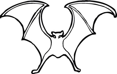 Free Printable Bat Coloring Pages free printable bat coloring pages for