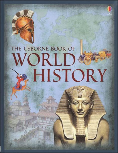 a history of books usborne book of world history 004595 details rainbow