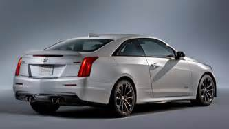 2016 Cadillac Ats Coupe 2016 Cadilac Ats V Coupe Amcarguide American